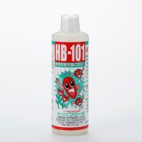 HB-101は、杉、桧、松、オオバコより抽出した植物の栽培のための天然植物活力液は安全・無害で減農薬...