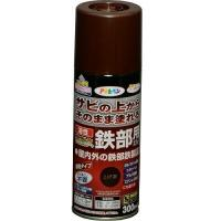 特長● 特殊防錆剤の配合により、サビを落とさずにサビの上から直接塗れます。  ● サビ止めと上塗りが...