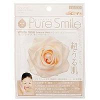 サンスマイル ピュアスマイル エッセンスマスク ホワイトローズ  ●Pure Smile(ピュアスマ...