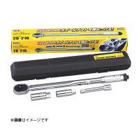 アルミホイール対応薄型ディープソケット(材質:クロムバナジウム鋼)19・21mm付属設定値のずれを防...