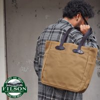 FILSON フィルソン TOTE BAG without ZIP 80354661014 トートバッグ トート バッグ メンズ