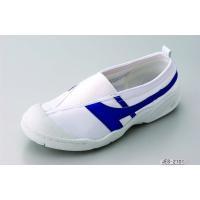 健康上履きJES 2101(甲ゴムタイプ) 靴底に通気穴のある特許構造!14センチ~29センチ・青・赤・黄・緑・白の5色