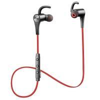 ヘルシースマイル - SoundPEATS(サウンドピーツ) Q12 Bluetooth イヤホン 高音質 apt-X対応 マグネット搭載 マイク付き スポーツ ブルートゥース イヤホン レッド|Yahoo!ショッピング