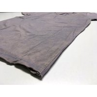 OUKY オーキー Tシャツ VINTAGE WASHED ヴィンテージ加工 コットン100% グレイッシュピンク