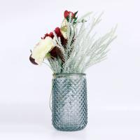 シャクヤク ラナンキュラス ガラス アレンジメント クリスマス X'mas アートフラワー アーティフィシャルフラワー 造花 贈り物 ギフト 赤 りんご 80サイズ