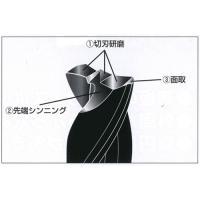 研磨機 ドリ研ローソク形 超鋼用 N-873 ストレート軸 ニシガキ hearty-e 02