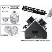 研磨機 ドリ研ローソク形 超鋼用 N-873 ストレート軸 ニシガキ hearty-e 03