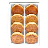 聘珍樓(へいちんろう)の月餅は皮はさっくりと香り高く、あんは素材の風味を生かし丁寧に作り上げました。...