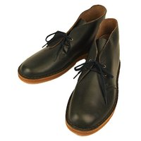 Clarks クラークス Desert Boot Horween Midnight Leather ...