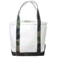 人気ブランド・エルエルビーン(L.L.Bean)の本物「トートバッグ」です。 色質感につきまして...