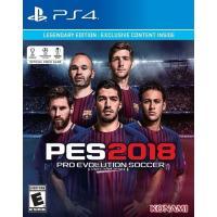 PES 2018: Pro Evolution Soccer Legendary Edition ウ...
