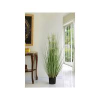 萩原 観葉植物 造花 サニーグラス SUNNY GRASS 107CM Mサイズ (代引き不可)