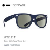 ae217d06-nvy【DOT DASH/ドットダッシュ】サングラス KERFUFFLE/NVY/...