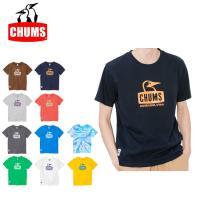 【メール便発送・代引き不可】チャムス chums Tシャツ メンズ Booby Face Logo ...