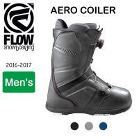 2017 FLOW フロー ブーツ AERO COILER 【ブーツ】メンズ