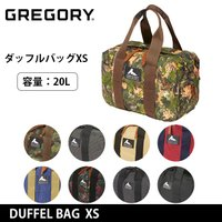 (旧ロゴ) GREGORY グレゴリー ダッフルバッグ/ダッフルバッグXS 日本正規品 メンズ レデ...
