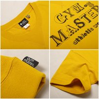 ジムマスター gym master Tシャツ テガキロゴTee G521351-P1 (メール便発送)