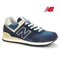 ニューバランス new balance ML574 VN ネイビー 日本正規品 【靴】 スニーカー