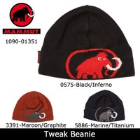 【メール便対応】 MAMMUT/マムート Tweak Beanie 1090-01351 【帽子】 ...