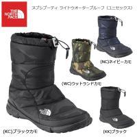 nf51580 【THE NORTH FACE/ザノースフェイス】ブーツ/ヌプシブーティ ライトウオ...
