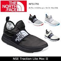 ノースフェイス THE NORTH FACE スニーカー  ヌプシ トラクション ライト モックII...