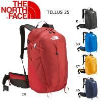 ノースフェイス THE NORTH バックパック テルス25 TELLUS 25 NM61511