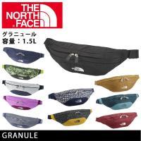 ノースフェイス THE NORTH FACE ウエストバッグ グラニュール GRANULE NM71...