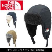 ノースフェイス THE NORTH FACE キャップ キッズ フロンティア キャップ Kids F...