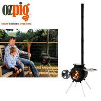 ozp-001【Ozpig/オージーピッグ】薪ストーブ インターナショナルモデル/アウトドア キャン...