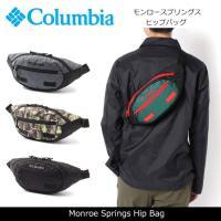 コロンビア Columbia ヒップバッグ モンロースプリングス ヒップバッグ Monroe Spr...