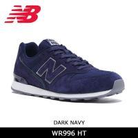 ニューバランス new balance WR996HT DARK NAVY 日本正規品 【靴】レディ...