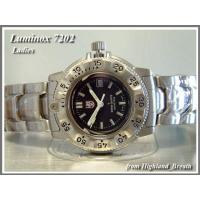 ルミノックス-7202 3/4サイズ≪レディース≫Luminox ・ステンレススチールケース/リュー...