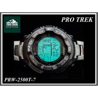 ●品番:【チタン】PROTREK トリプルセンサー  PRW-2500T-7/PAW-2500T-7...