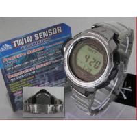 ●タフソーラー ●10気圧防水 ●電波受信機能:自動受信(最大6回/日)/手動受信、 ●気圧計測機能...