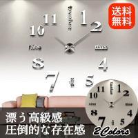 ・アクリル製の目盛部分が立体的で高級感が漂う壁掛け時計。 ・完成サイズは大き目なので存在感があります...