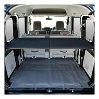 エブリィ DA17V専用 棚キット パンチカーペット タイプ 車中泊 グッズ  棚 日本製
