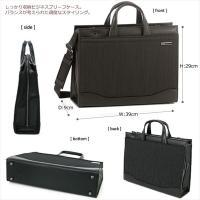 ビジネスバッグ メンズ 日本製 BAGGEX SHIZUKU(バジェックス 雫)軽量ナイロン 2WAY ビジネスバッグ フルオープンタイプ