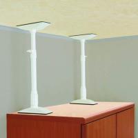 振動試験(震度7相当)で転倒防止効果を実証済です。設置面の面積が広く、揺れても天井と家具をしっかり固...