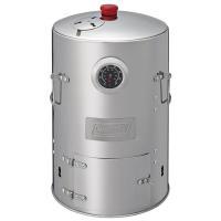 熱燻製にも対応した本格スモーカー。温度計付きで熱燻製の温度管理も完璧。スモークウッド、チップ用トレイ...