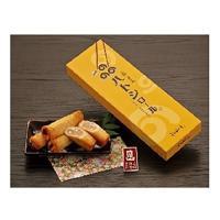 長崎伝統卓袱料理の、ハトシを自社でアレンジした商品です。  内容量:プレーン3本入×2袋、チーズ3本...