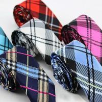 スクールライフを楽しむならいつもと違うネクタイもおすすめ! 細身のネクタイは男女共に使えるデザイン ...