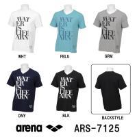 ARS-7125 ARENA(アリーナ) T/C天竺 Tシャツ スイミング/水泳/アパレル/トレーニ...