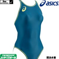 ASL101 asics(アシックス) レディース競泳水着 SPURTeX ホールドカット 競泳水着...