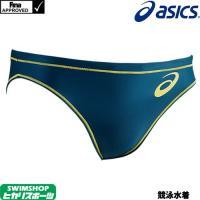 ASM101 asics(アシックス) メンズ競泳水着 SPURTeX レギュラー 男性用/選手/ビ...