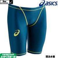 ASM102 asics(アシックス) メンズ競泳水着 SPURTeX スパッツ 男性用/競泳/スパ...