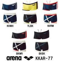 ARENA アリーナ 競泳練習水着 メンズ タフスキン エルタフ +K プラス・ケー KKAR-77