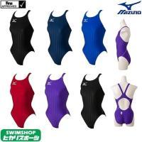 N2MA6222 MIZUNO(ミズノ) レディース競泳用水着 Stream Aqucela ソニッ...
