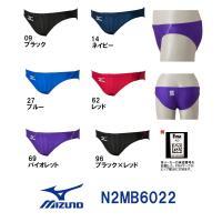N2MB6022 MIZUNO(ミズノ) メンズ競泳用水着 Stream Aqucela ソニックフ...