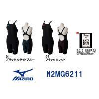 送料無料 N2MG6211 MIZUNO(ミズノ)レディース競泳用水着  MX・SONIC02 ソニ...