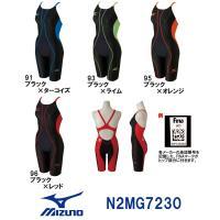 N2MG7230 MIZUNO(ミズノ) レディース競泳水着 FX・SONIC ソニックフィットAC...